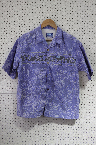 Vintage & Preloved 'Priscilla' Button Up Shirt