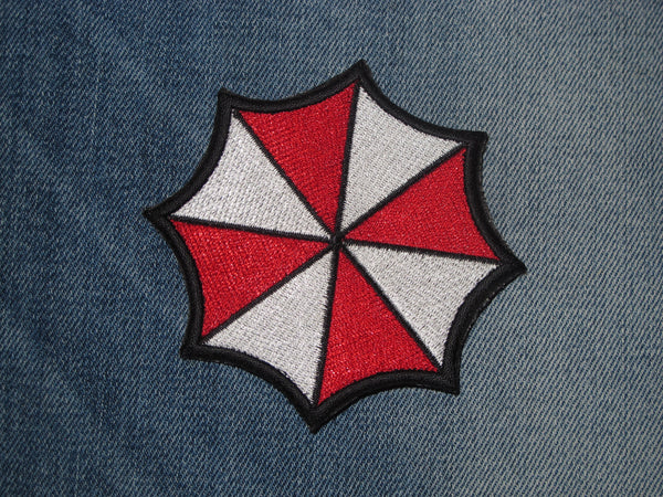 Patch & Pin 'Resident Evil - Umbrella Corp' Velcro Patch