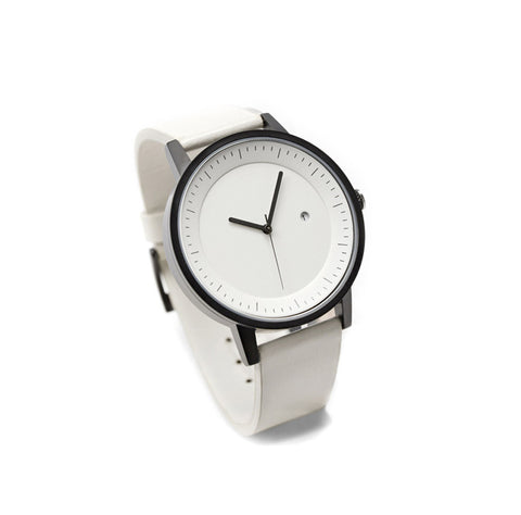 Simple Watch Co - Simple Watch Co 'Earl - White/Black/White - Watch - Stock & Supply Stores