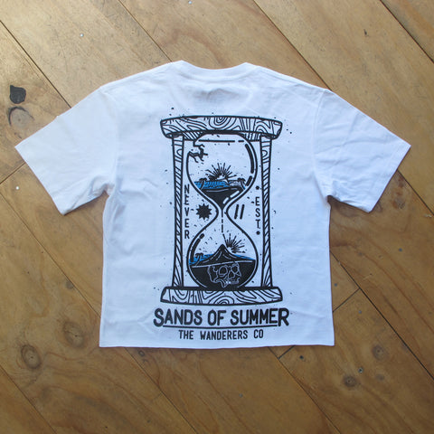 Wanderers Co 'Sands Of Summer - White' Crop