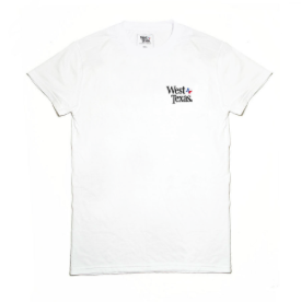 West Texas - West Texas 'Basic' Tee - T-Shirt - Stock & Supply Stores