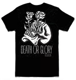 Evolution Apparel - Evolution 'Death or Glory - Black' Tee - T-Shirt - Stock & Supply Stores