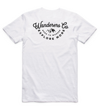 Wanderers Co 'Explore More - White' Tee