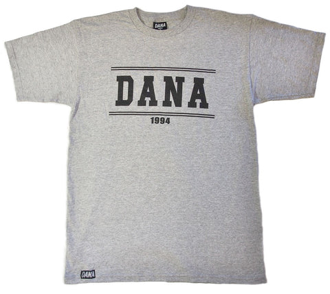 Dana - Dana 'College Print' Tee - T-Shirt - Stock & Supply Stores