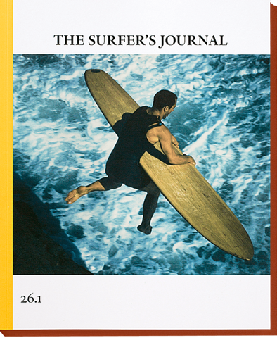 The Surfers Journal 'Issue 26.1'