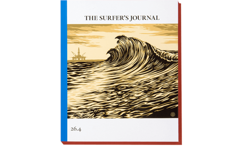 The Surfers Journal 'Issue 26.4' Magazine