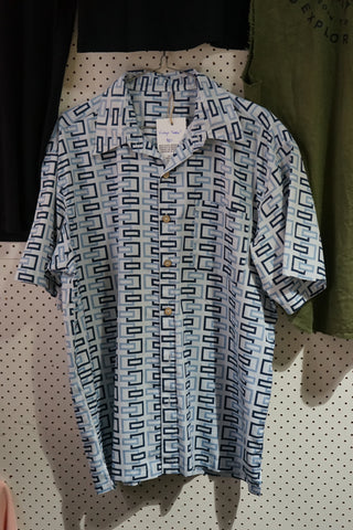 Vintage and Preloved 'Teddy' Button Up shirt