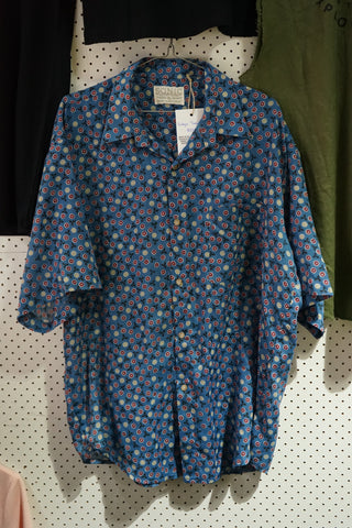 Vintage and Preloved 'Tucker' Button Up Shirt