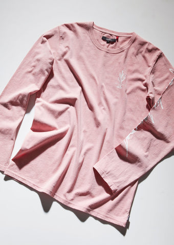 Banks Journal 'Cactus - Rose' Longsleeve Tee - LAST ONE!!!