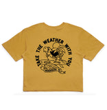 Wanderers Co 'Take the Weather - Mustard' Crop