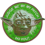 La Barbuda 'Yoda' Iron On Patch
