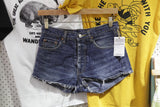 Vintage and Preloved 'Abigail' Levi 501 Denim Shorts