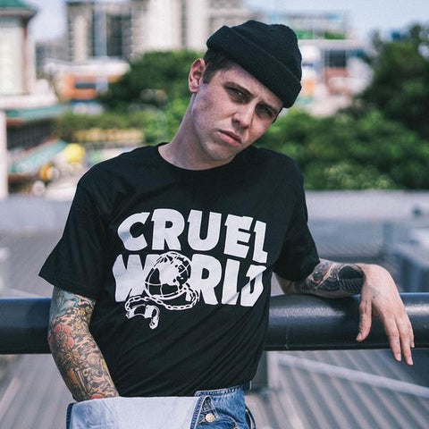 Death Dealers 'Cruel World' Tee