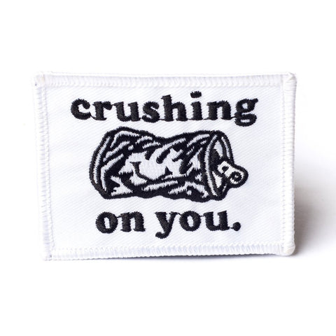 Death Dealers 'Crushing on You' Patch