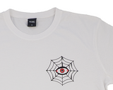 PALMZ 'Web - White' Tee - LAST ONE!!!