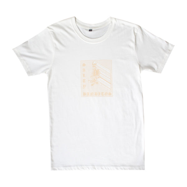 Salty Banditos 'Enter the Void - Natural' Tee