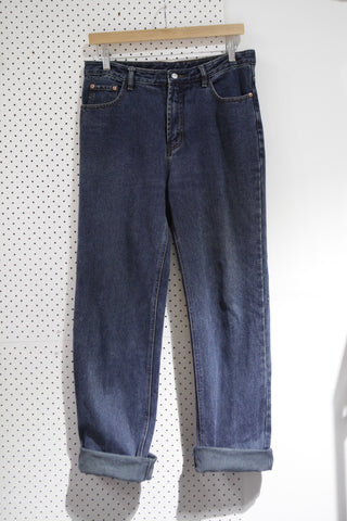 Vintage & Preloved 'Freak Graceless' Denim Jeans