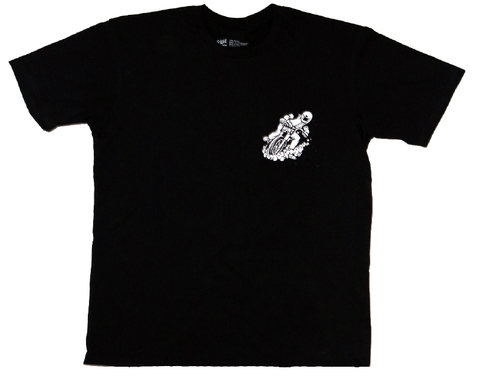 Hunt & Co - Hunt and Co 'Dirt Trackin - Black' Tee - T-Shirt - Stock & Supply Stores