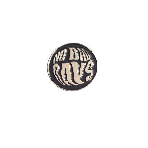 Death Dealers 'No Bad Days' Badge Pin
