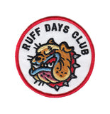 BLC Patches 'Ruff Days Club' Patch