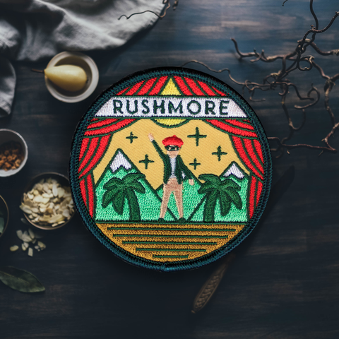 4 Love of Patch 'Rushmore' Patch