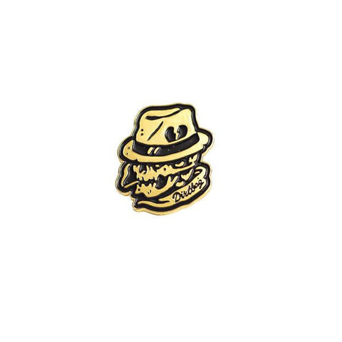 Death Dealers 'Dirtbag' Badge Pin