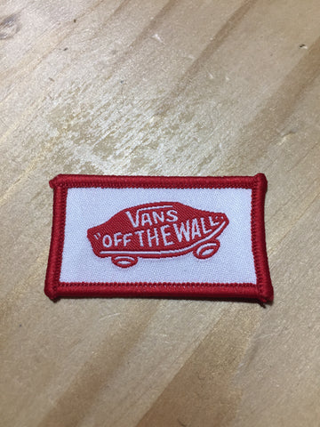 Vans 'Off the Wall' Patch
