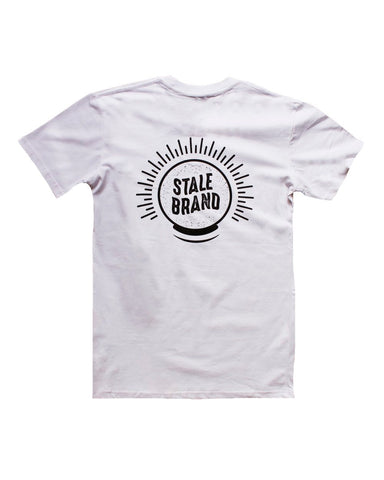 Stale Brand 'Fortune - White' Tee