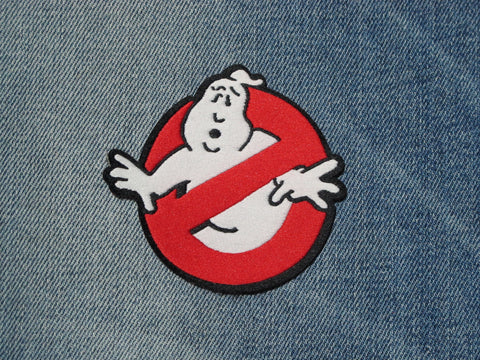 Patch & Pin 'Ghost Busters' Patch