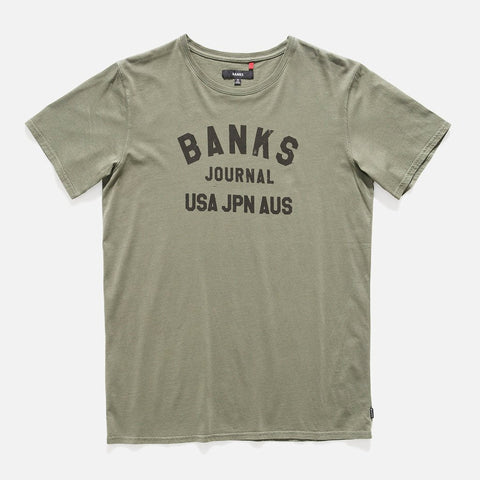 Banks 'Season - Combat' Tee - LAST ONE!!!