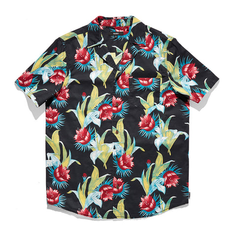 Banks Journal 'Pop Garden Woven' Short Sleeve Shirt