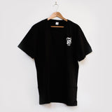 Tropical Doom 'Snake - Black' Tee