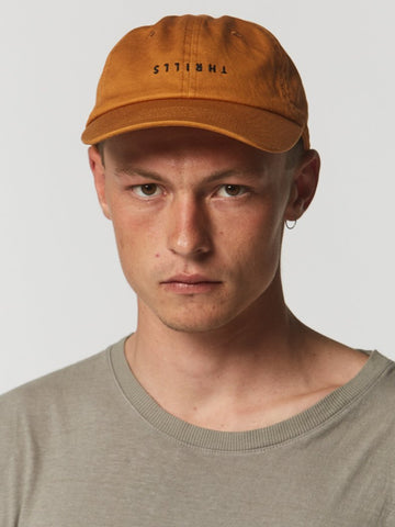 Thrills Co 'Classic - Tobacco' Country Cap