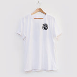 Tropical Doom 'Trippy Doom - White' Tee