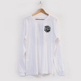 Tropical Doom 'Trippy Doom - White' Longsleeve Tee