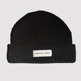 Tropical Doom 'Warf - Black' Beanie