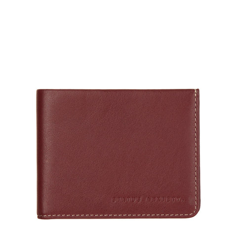 Status Anxiety 'Alfred - Cognac' Wallet