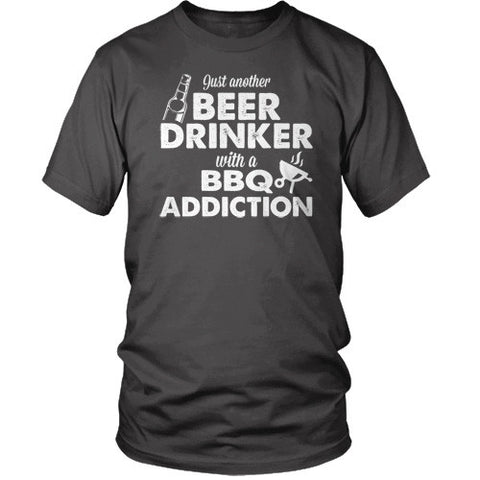 Beer Drinker with a BBQ Addiction