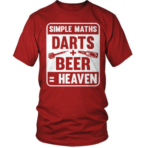DARTS + BEER = HEAVEN
