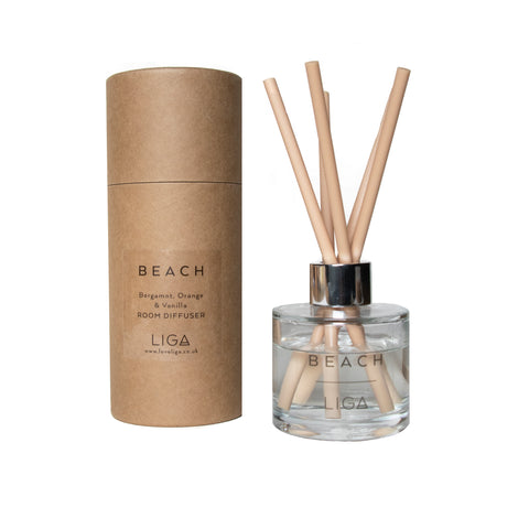 Beach Diffuser | Bergamot Orange & Vanilla