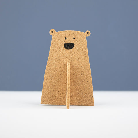 Pop A Cork | Bear