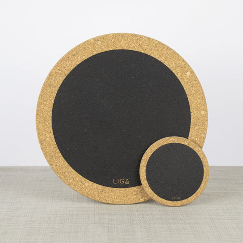 Cork Mats | Black Hole