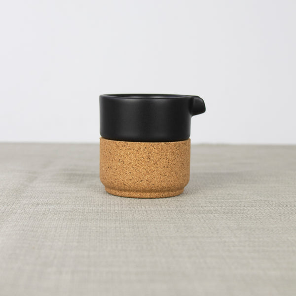 Milk Jug | Matt Black