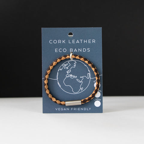 Cork Eco Band | Single Twist