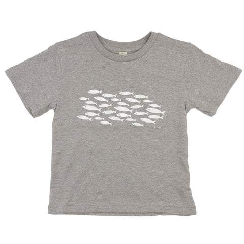Childs Organic T Shirt | Fish