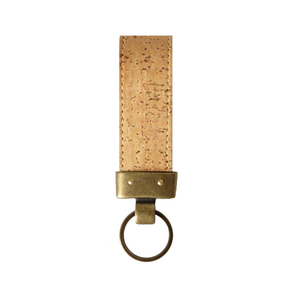 Cork Key Fob | Natural