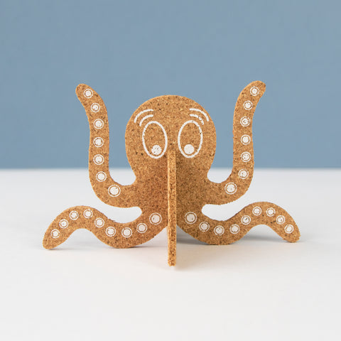 Pop A Cork | Octopus