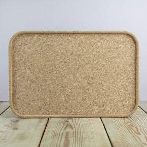 Cork Drinks Tray | Plain