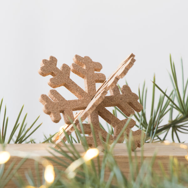 Pop A Cork | Snowflake