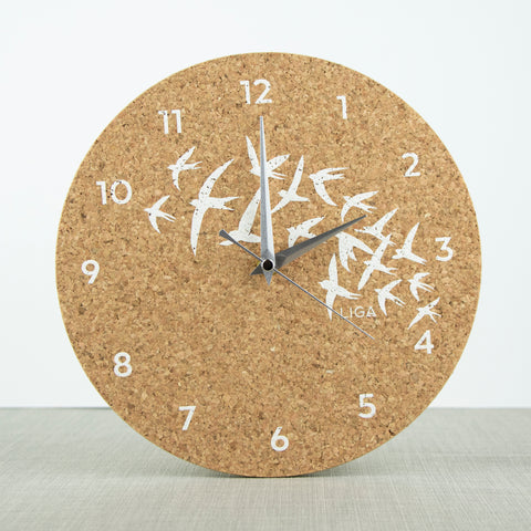 Swallows Cork Clock